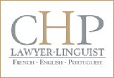 CHP - Translations - Lawyer-Linguist
