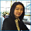 Eun-Jung Kim, sworn or conference interpreter in Korean, Dutch and English in Belgium